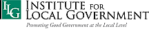 Institute for Local Government logo